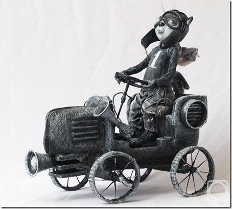 Muñecas de Nadezhda Sokolova Djembe  (1)