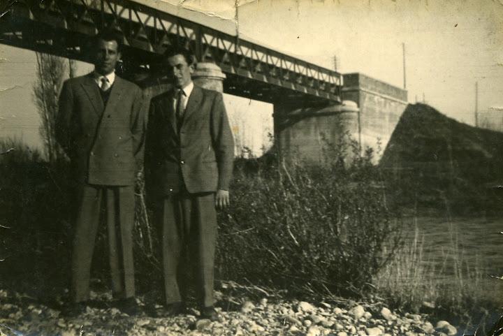 sotto il ponte - Egidio e Pinu u sendic