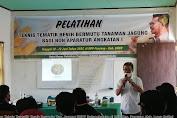 Dongkrak Perekonomian Petani, BBPP Batangkaluku Gelar Pelatihan Tematik Bagi Penyuluh dan Petani
