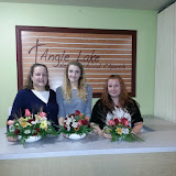 Ladies Flower Arrangement 2015