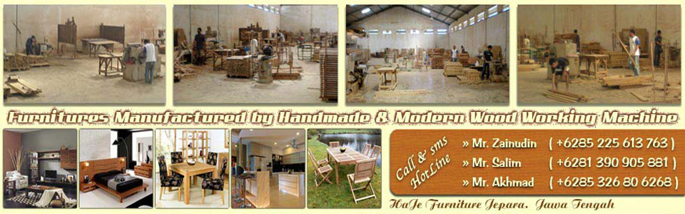 HaJe Furniture Jepara