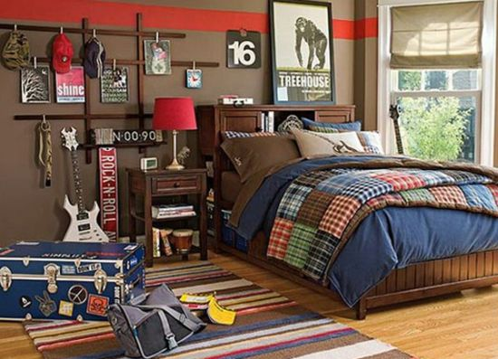 IDEAS DECORATION BEDROOM  FOR GIRL IN 2018 8