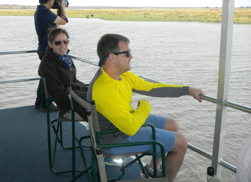 On the Chobe
