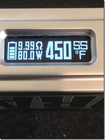 IMG 9049 thumb1 - 【爆速スタックMOD】VOOPOO DRAG with Gene chip(ブープー ドラッグ ウィズ ジェネ チップ)MOD【レビュー】~今まで使ったスタックのMODで一番すごいんじゃないかな~編~