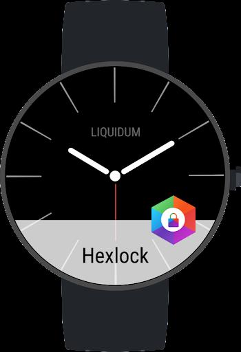 Hexlock App Lock & Photo Vault poster