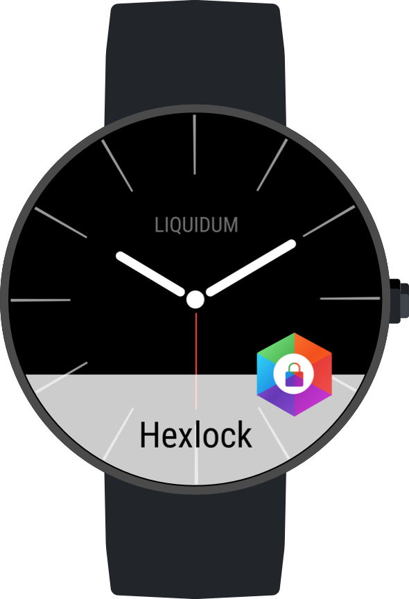 Hexlock App Lock & Photo Vault- screenshot