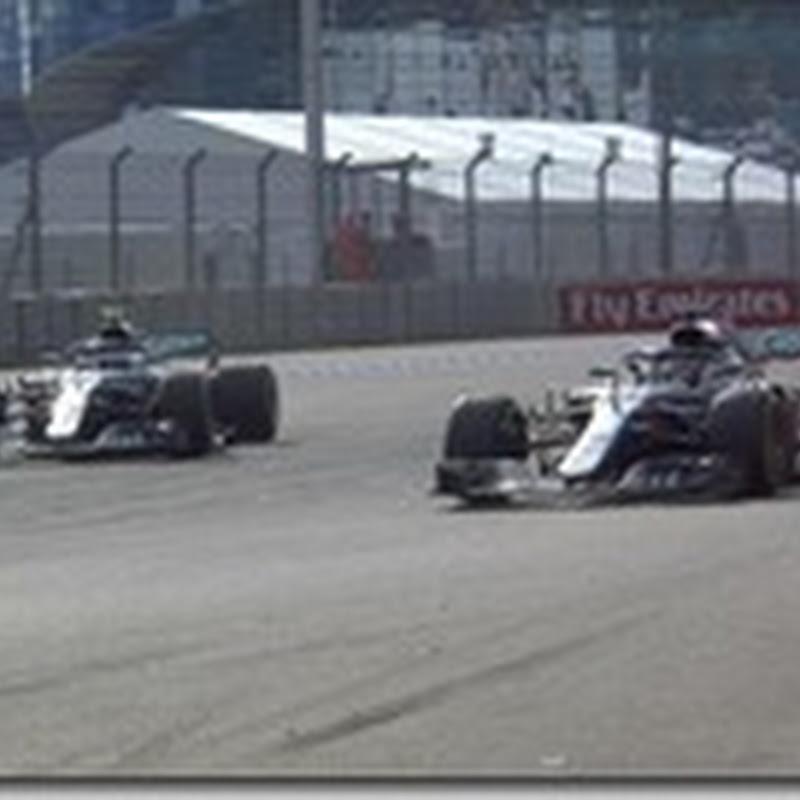 GP di Russia: Vince Hamilton con il gioco di squadra