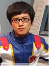 Kong Lingwei China Actor