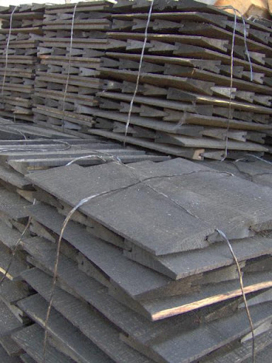gont drewniany, cięty, osikowy, impregnowany, kopa gontu, http://gont.republika.pl/