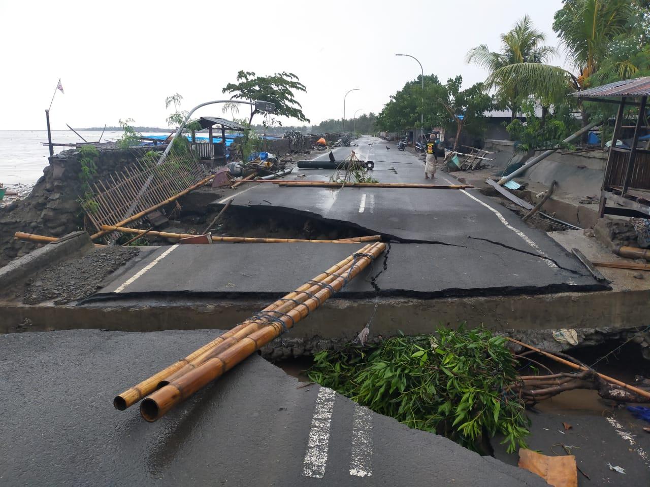 Banjir Melanda 2 Kabupaten di Sulsel Menelan Korban Jiwa dan Kerusakan Fasilitas Umum