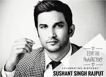 Happy Birthday Sushant Singh Rajput wishes images 2020
