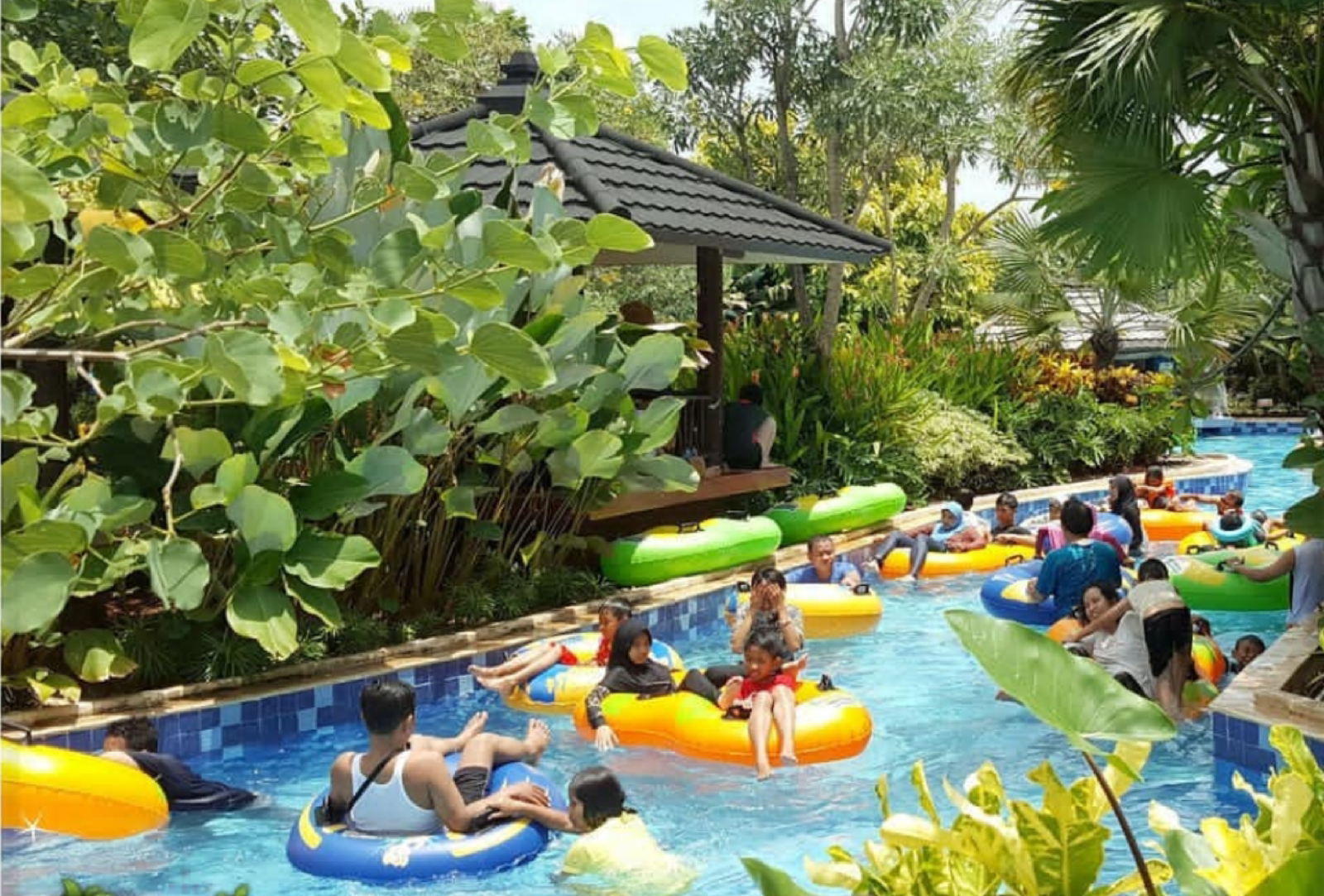 Ayo ke Transera Waterpark Bekasi