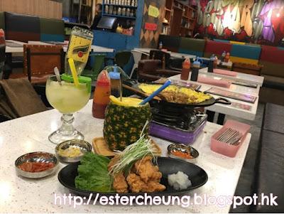 Oppa 炒心型飯比我食的 ♥ 新派韓食館 ♥ Sister Korea Cafe