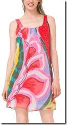 Desigual Fresita Dress