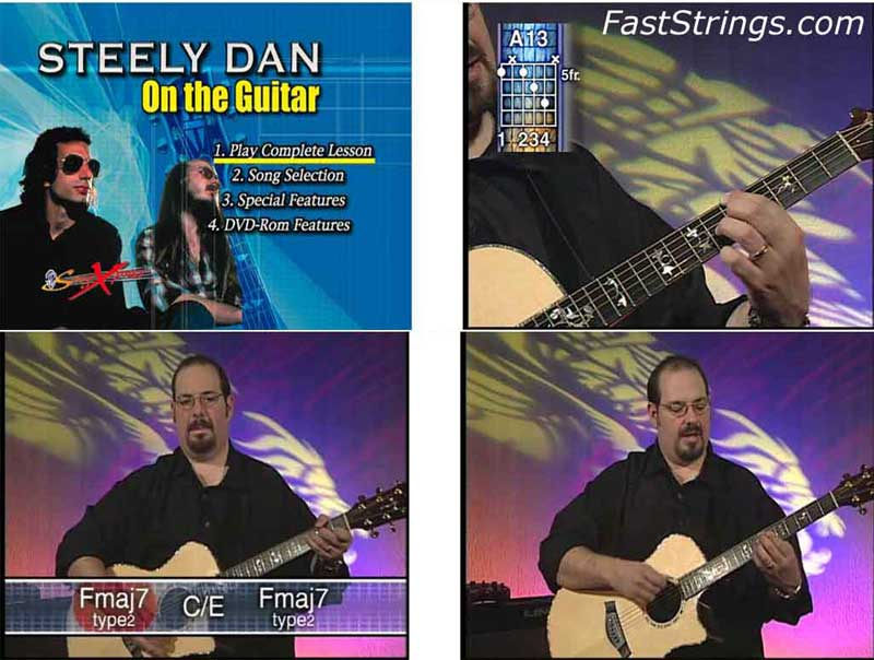 SongXpress - Steely Dan: Play Their Songs Now