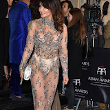 OIC - ENTSIMAGES.COM - Lizzie Cundy at the The Asian Awards in London 7th April  2016 Photo Mobis Photos/OIC 0203 174 1069
