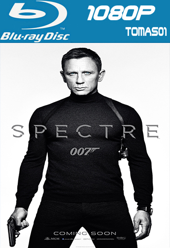 007 (24): Spectre (2015) (BRRip) BDRip m1080p