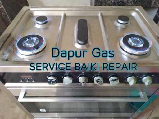 Salah Satu Dapur Gas Model Terkini