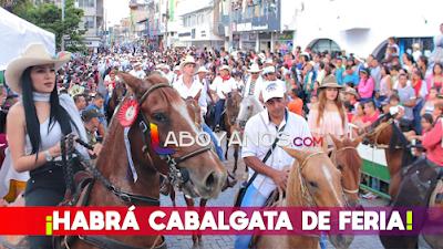 ¡Confirmado! Habrá cabalgata de apertura de la Feria Equina en Pitalito
