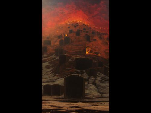 Zdzislaw Beksinski Funeral, Death
