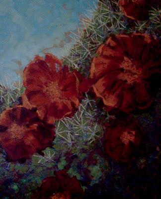Cactus Flower T.H.Pickett