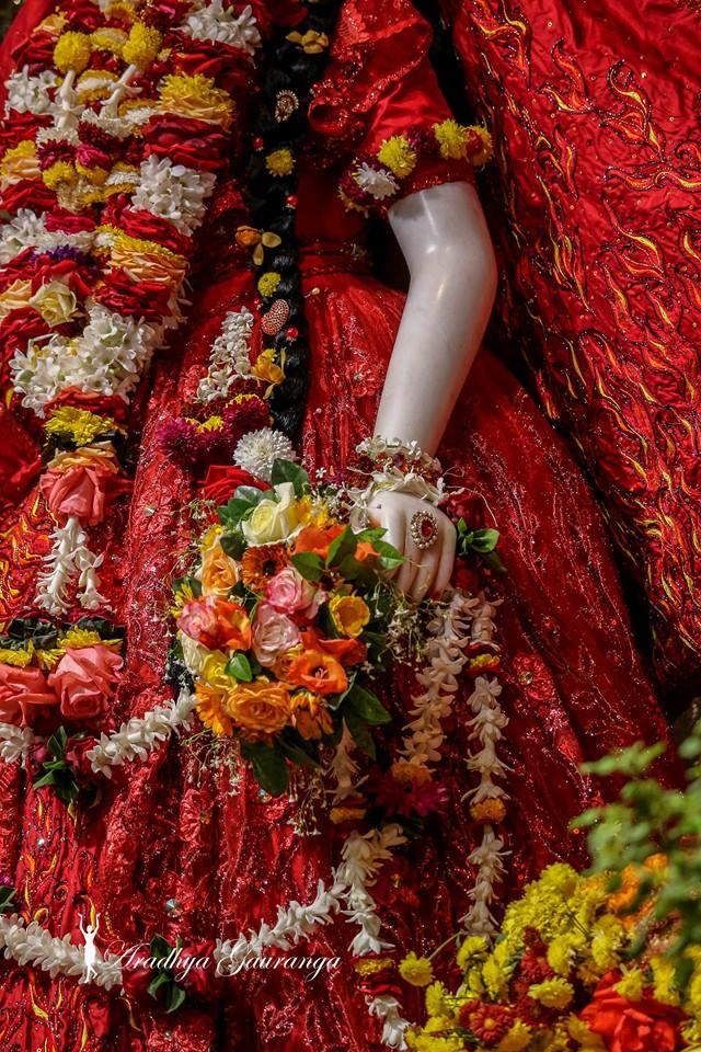 ISKCON Mayapur Deity Darshan 06 Jan 2015 (16)