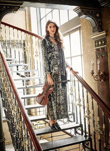 Burda dergisi Aralık 2016 elbise