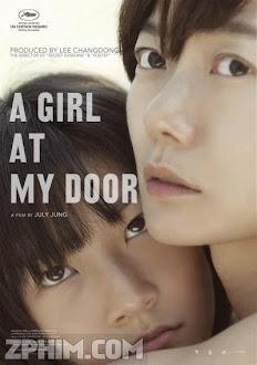 Cô Bé Trước Nhà - A Girl at My Door (2014) Poster