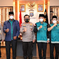Audiensi Dengan DPP JBMI Sumut, Kapoldasu: Mari Jaga Kerukunan Umat Beragama