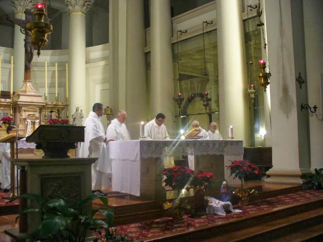 Messa in ricordo di p. Sergio Sorgon 6 gennaio 2014