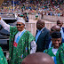 """[VIDEO]: """"I came into Power in 2005"""" - Buhari goofs again"""