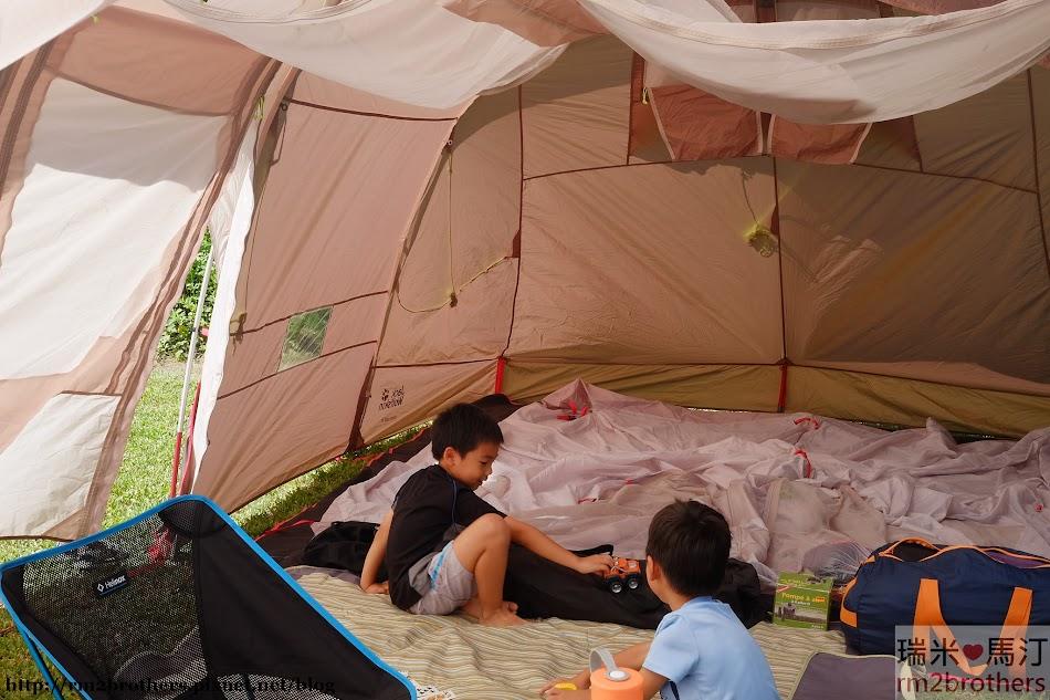 逐露獅潭露營區