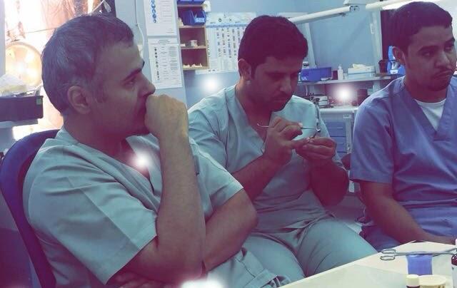 مركز الأسنان بريدة يقيم دورة 3.jpg