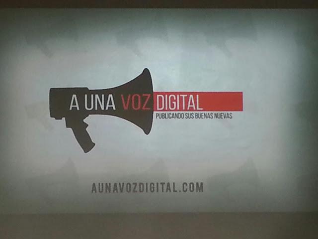 Nace la página Aunavozdigital.com primera página Web de corte cristiano de Barahona