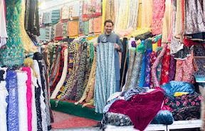 Bazaar is full of Colors, Bahawalpur