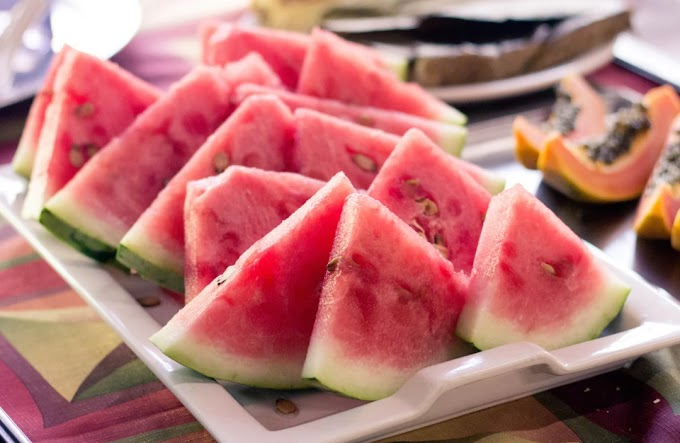 Watermelon benefits: Nutrition and History of watermelon