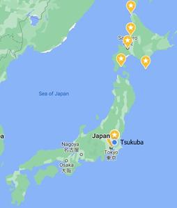 Kehidupan di Jepang, Mengenal Kota Tsukuba