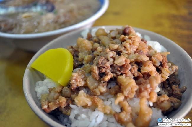 鹿港龍山麵線糊肉燥飯