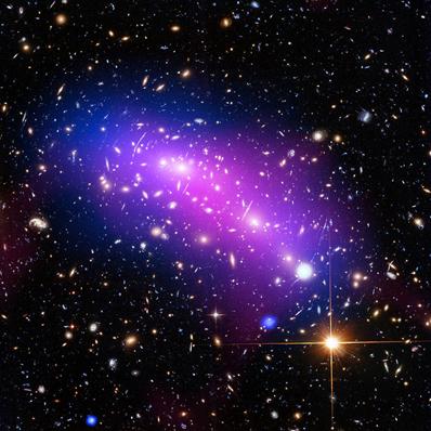 aglomerado de galáxias MACS J0416