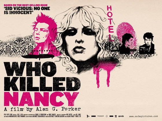 Who Killed Nancy - poster