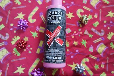 crazy color shampoo