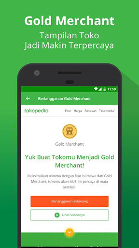 Tokopedia Seller App  screenshots 5