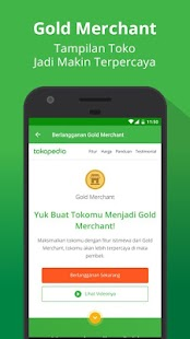 Tokopedia Seller App- screenshot thumbnail