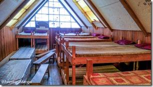 Dormitório do Campo Alto - Huayna Potosi