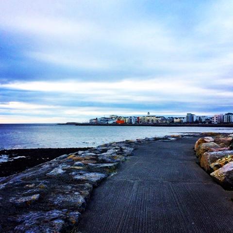 Salthill Promendade Galway