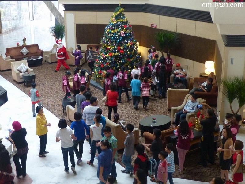 Impiana Christmas event