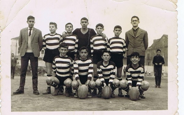 8.-J.R. Crespo,  Camarero, Iglesias, Cancela, Jose   Aparicio, Geronimo Gestal, Lucio Domingo, en cucli.-M. Moriche, del Pico  Catalina,%2_resize (1)