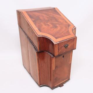 Antique Craft Box