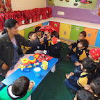 Show & Tell Activity (Playgroup) 29.01.2015