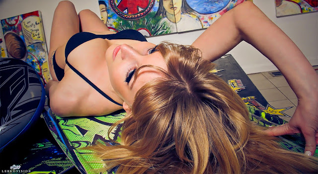 Body paint shoot with LeekOvision for Rockwell Watches & HO Kneeboards - Rockstar-Ad-by-Leekovision-2.jpg